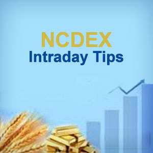 Intraday NCDEX Tips
