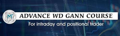 Advance W D Gann Course